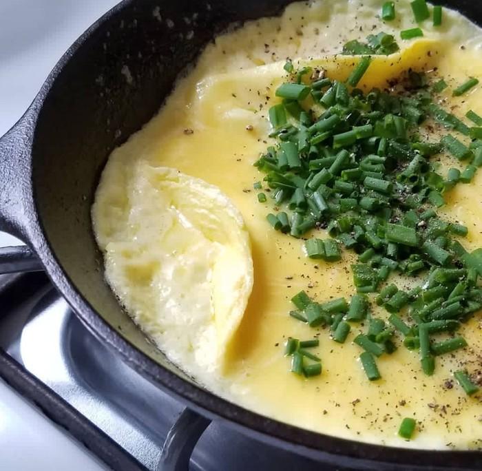 variasi omelet untuk sarapan