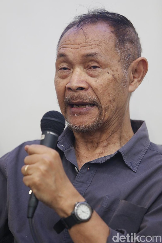33 Karya Don Quixote Goenawan Mohamad Diboyong ke Semarang Foto: Ari Saputra
