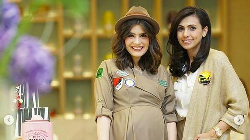 Kabar Bahagia! Carissa Puteri dan Sharena Delon Kompak Lahirkan Anak ke-2