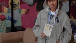 Suara Dira Sugandi di penutupan Asian Games 2018 dapat pujian salah satunya Donghae Suju. Tak cuma suaranya, gaya hidup sehatnya juga patut diacungi jempol!