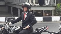 Pria Thailand Stuntman Jokowi Saat Opening Asian Games Buka Suara