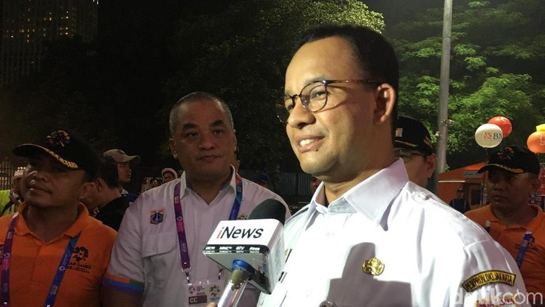 Anies: Jakarta Siap Naik Level ke Kancah Sport Dunia