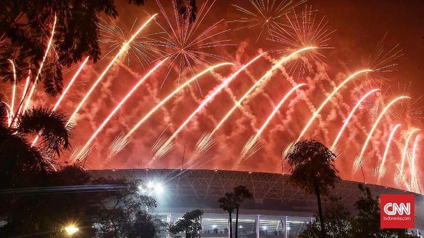 Indonesia berambisi menjadi tuan rumah Olimpiade 2032 setelah sukses menggelar Asian Games 2018.