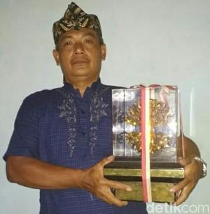 Kisah Ujang Solihin, Sang Jenderal Sampah dari Ciamis