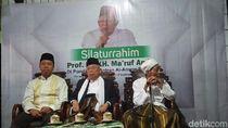 Belum Mundur dari PBNU, Maruf Amin Tunggu Penetapan KPU