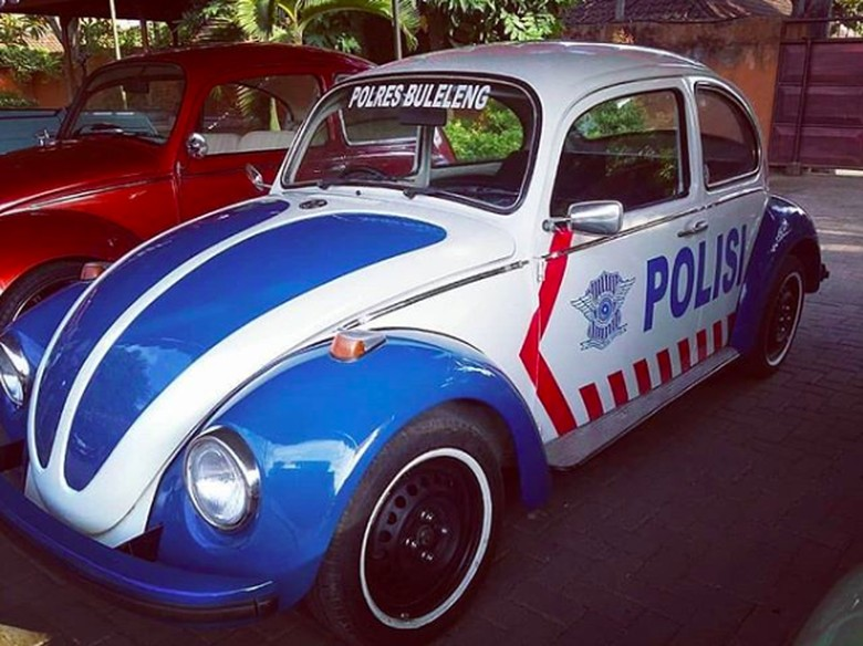 VW Karkolantas Foto: Pool (Instagram)