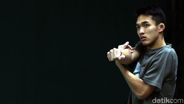 Lewat Ekskul Bulutangkis di SD, Kini Jonatan Christie Pemilik Emas Asian Games