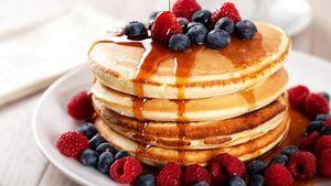 Pancake dan Waffle Enak