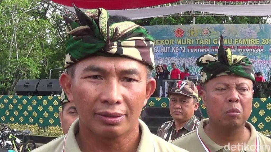 Pangdam IX Udayana Menghadap Panglima TNI Besok Bahas IMF-WB