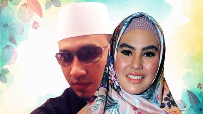 Kartika Putri-Habib Usman Menikah