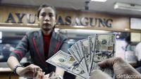 Dolar AS Melempem, BI: Kepercayaan Pasar ke Rupiah Sangat Kuat