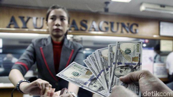 Dolar AS/Foto: Pradita Utama
