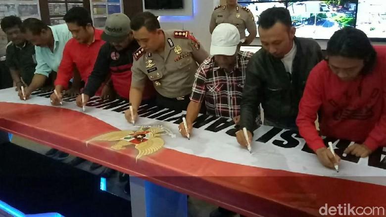 Deklarasi 2019GantiPresiden di Banyuwangi Batal Digelar