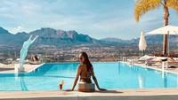 Segarkan pikiran sejanak, Jourdan pilih SHA Wellness di Spanyol. (jourdandunn/Instagram)