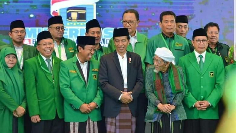 PPP: Ma'ruf Amin akan Silaturahmi ke Mbah Moen