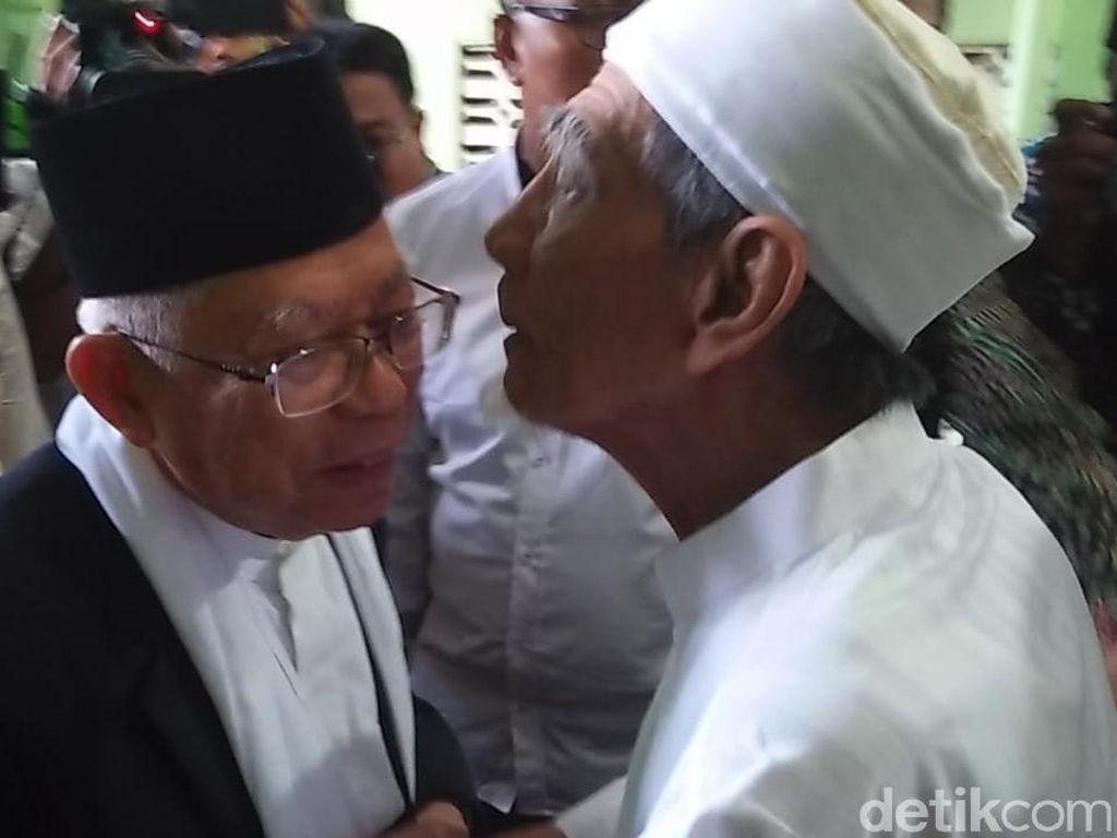 Sandi Dapat Gelar Ulama, Maruf: Yang Bilang Ulama Tuh Siapa?