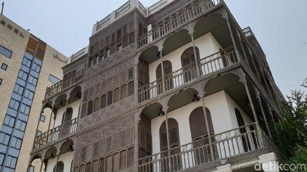 Mesin Waktu di Jeddah Bernama Al Balad