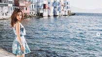 Nikita Willy Foto Seksi di Pantai, Bukti Cantik dari Monas Tak Perlu Zoom