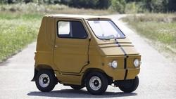 Mobil Listrik Kelahiran 1972 Ini Dilelang
