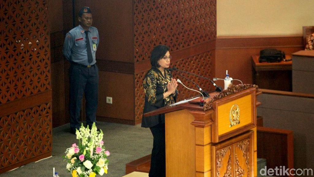 Sri Mulyani Beberkan Langkah Pemerintah Jaga Rupiah