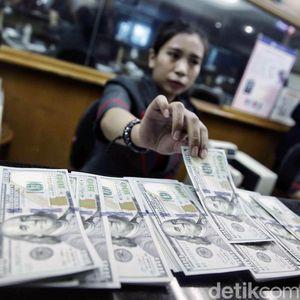 Dolar AS Masih Gencet Rupiah ke Rp 14.599