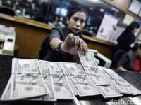 Dolar AS Mulai Jinak, Tetap Waspada