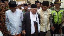 Maruf Amin Yakin akan Dapat Dukungan Penuh dari NU