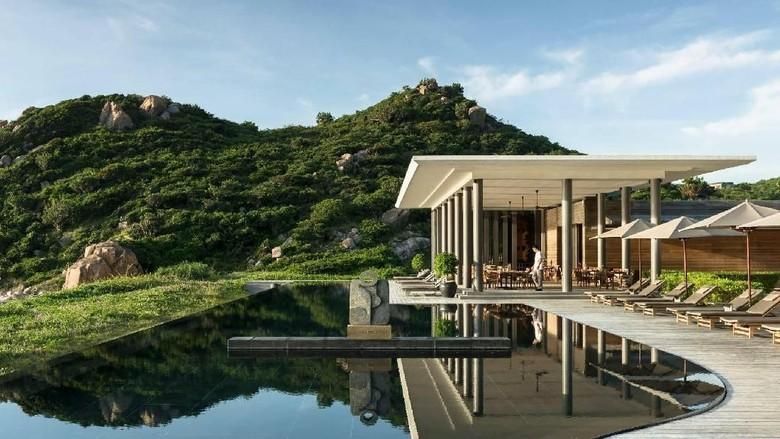 Salah satu properti Aman Resort (Aman Resort)