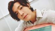 Donghae Super Junior Jadi Duta Yayasan Onkologi Anak Indonesia