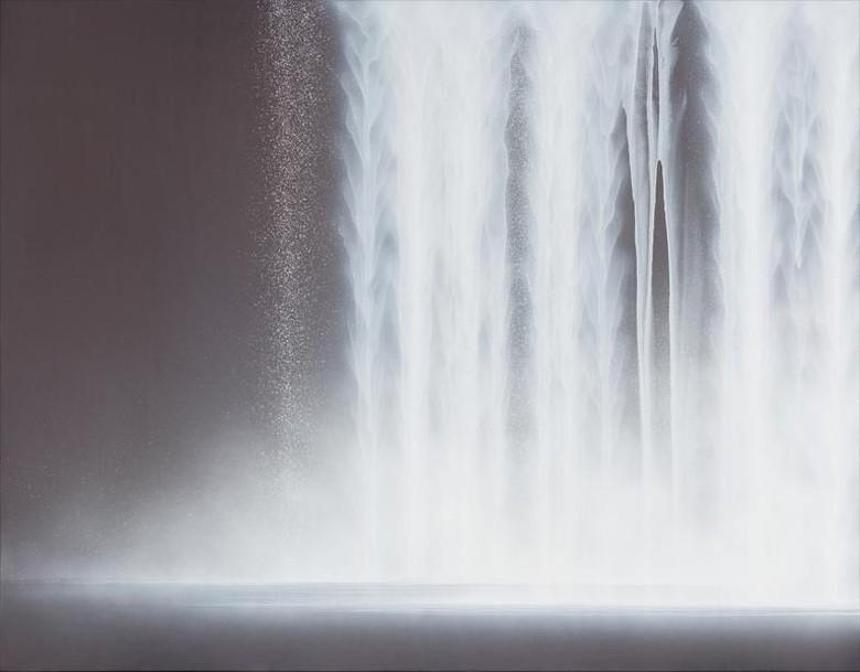Hiroshi Senju Satu-satunya Pelukis Jepang yang Kembangkan Teknik Nihonga