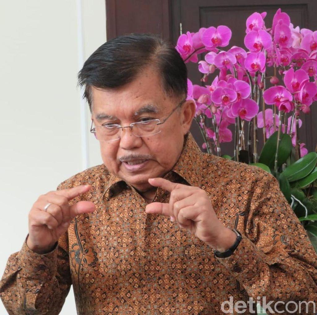 JK Singgung Rekonsiliasi Aceh di Mandela Peace Summit