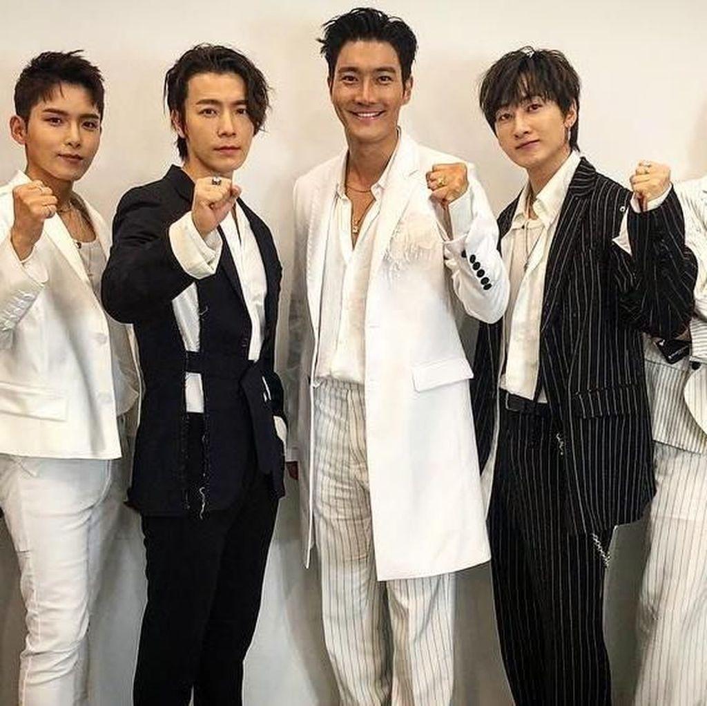 Super Junior D&E Sukses Bikin ELF Histeris di Sweet 17 Transmedia