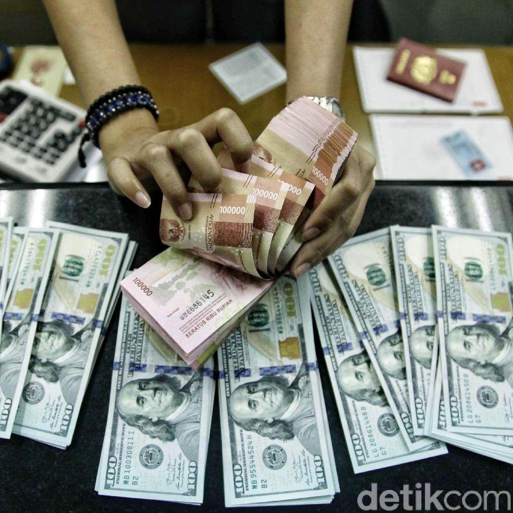 Alasan Rupiah Menguat, BI: Perbankan dan Eksportir Lepas Dolar AS