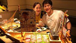 Potret Perenang Tampan Daiya Seto, yang Hobi Makan Yakiniku