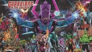 Marvel Comics Siapkan Tim Kreatif Baru untuk Guardians of the Galaxy
