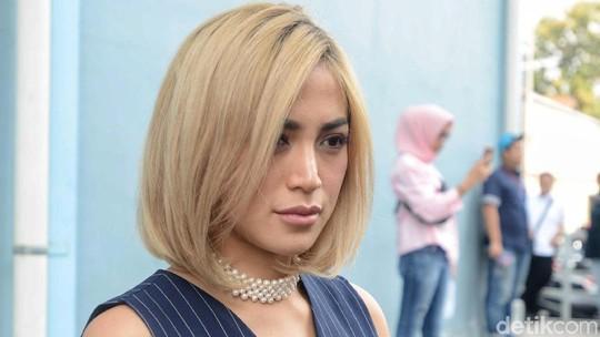 Ini Penampilan Baru Jessica Iskandar yang Dipuji Richard Kyle