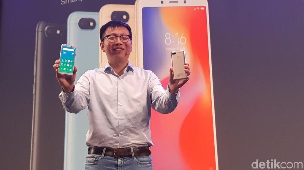 Jual Redmi 6A, Xiaomi Cuma Pakai Satu Toko Online
