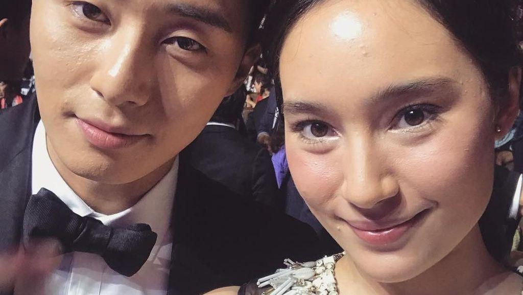 10 Fakta Artis Korea Park Seo Joon yang Selfie Akrab dengan Tatjana Saphira