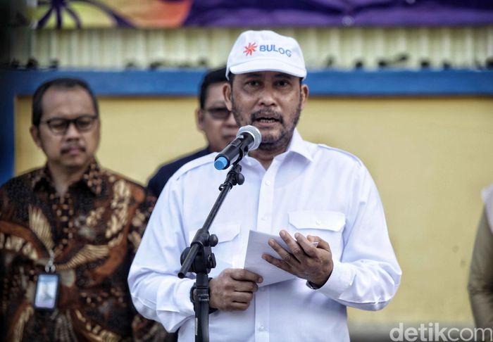 Buwas diangkat oleh Menteri Badan Usaha Milik Negara (BUMN) Rini Soemarno pada 27 April 2018 atau lima bulan lalu.