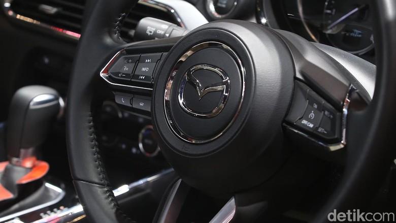 Mazda. Foto: Ari Saputra