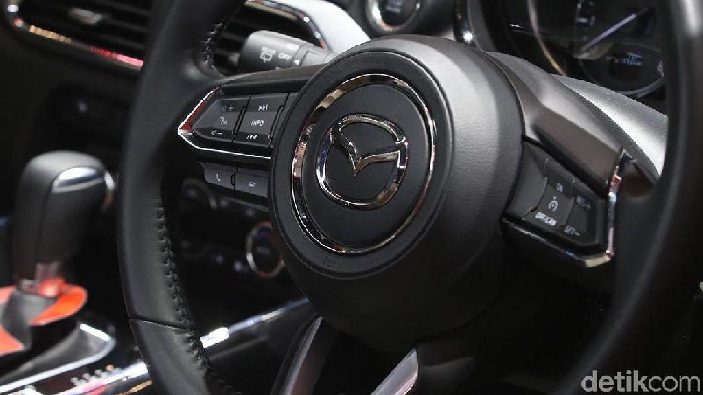 2 Mobil Baru Mazda Bakal Diboyong ke RI
