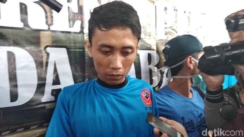 Ini Tampang Begal yang Tewaskan Shanda Mahasiswi di Bandung
