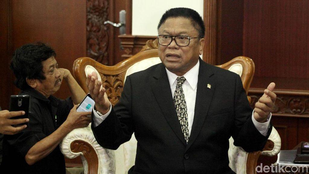 OSO Prihatin Baliho SBY Dirusak: Tapi Jangan Asal Tuduh