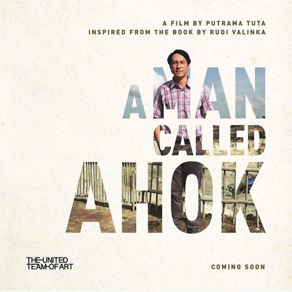 A Man Called Ahok Ungguli Hanum & Rangga, Raup 587 Ribu Penonton