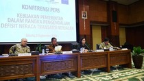 Jokowi Utus 4 Menteri Umumkan Pajak Barang Impor Naik