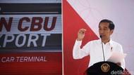 Jokowi Minta Perizinan yang Bikin Ruwet di Otomotif Diselesaikan