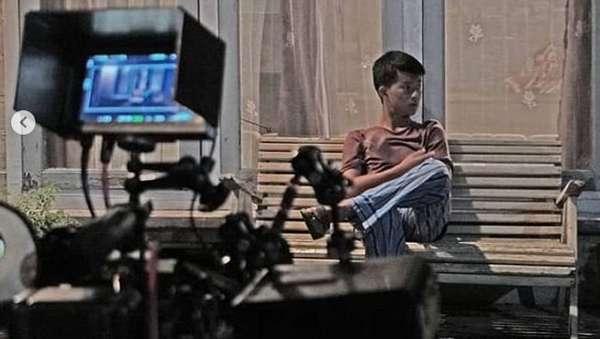 Lihat Proses Syuting Film Ahok Yuk!