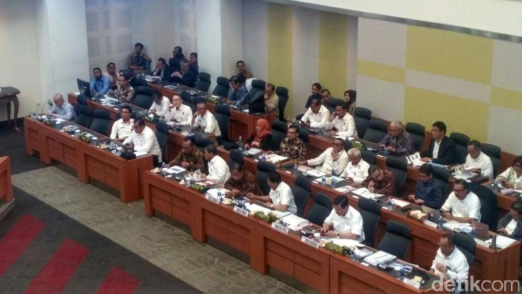 Tiga Menko Jokowi Minta Tambah Anggaran Tahun Depan