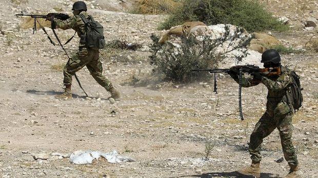 Jihadis Asing di Idlib Hadapi Pertempuran Terakhir di Suriah