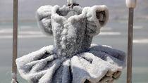 Sihir dari Laut Mati Hasilkan Patung Mengagumkan